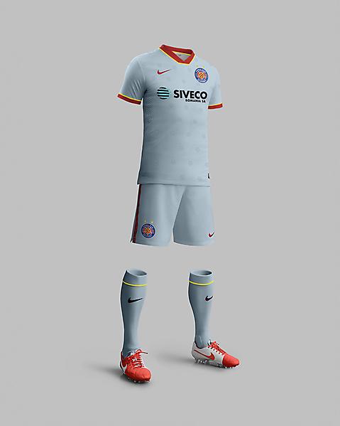 FC Bucuresti kit concept away