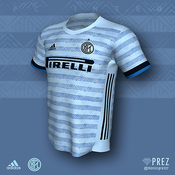 FC Inter x adidas / Away