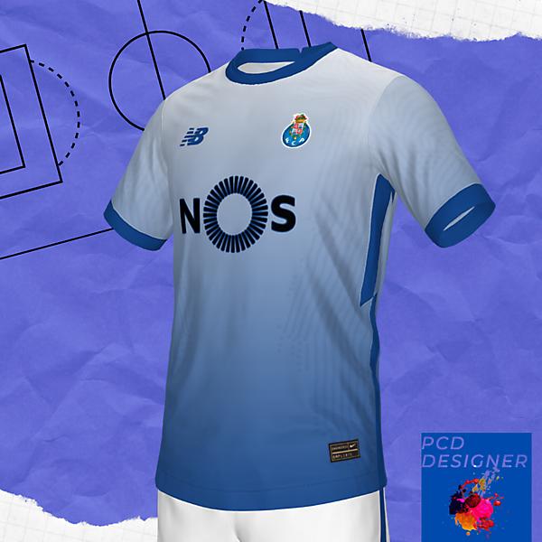FC Porto NB Home Kit Concept