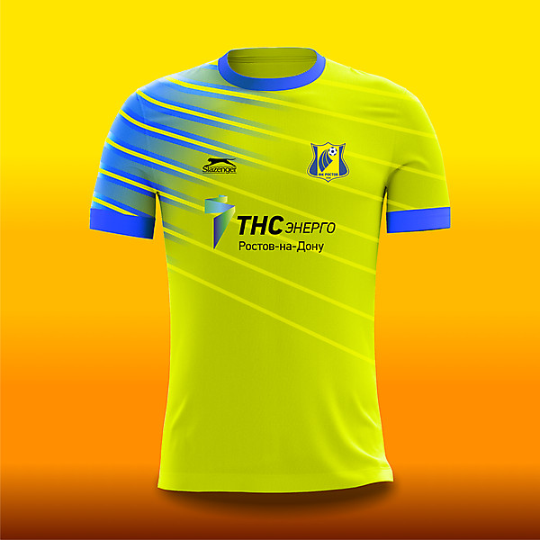 FC Rostov Home Concept X Slazenger