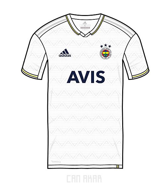 Fenerbahçe Away Kit