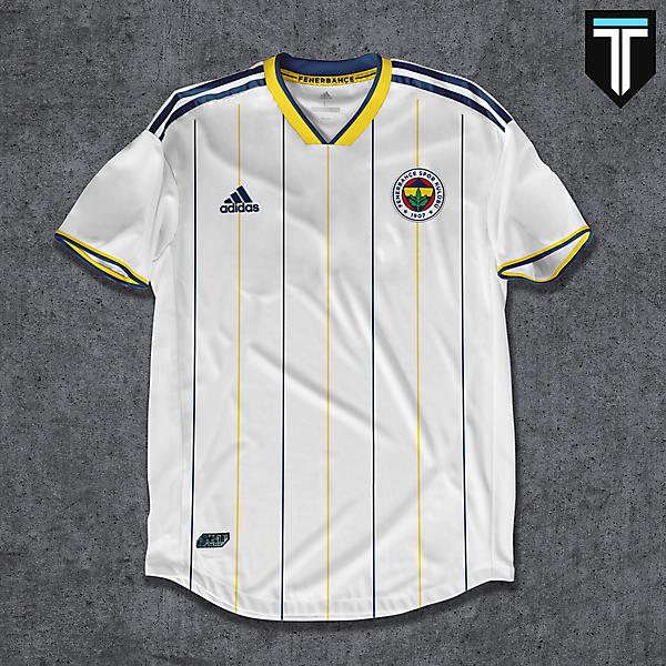 Fenerbahçe SK Away Kit Concept