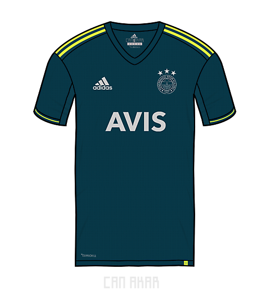 Fenerbahçe Third Kit