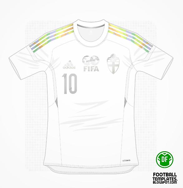 FIFA 33rd Team Home Kit ( 2014 Brasil World Cup)