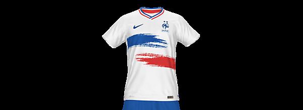 France National Team Fantasy Away Kit