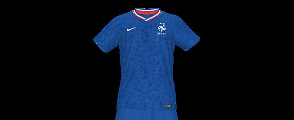 France National Team Fantasy Home Kit