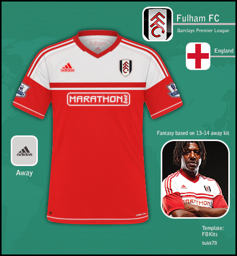 Fulham FC away