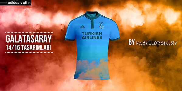 Galatasaray Kit Design