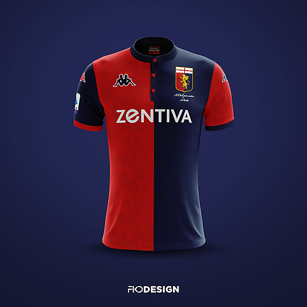 Genoa CFC | Kappa | Home