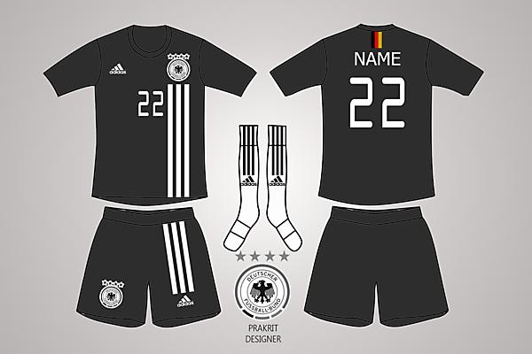 116975368 Germany Kit Away 2017