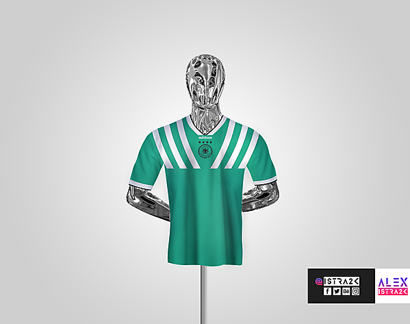 Germany X Adidas - Away