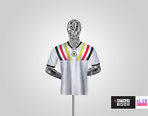Germany X Adidas - Home
