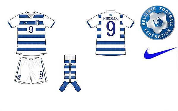 Greece Home Kit