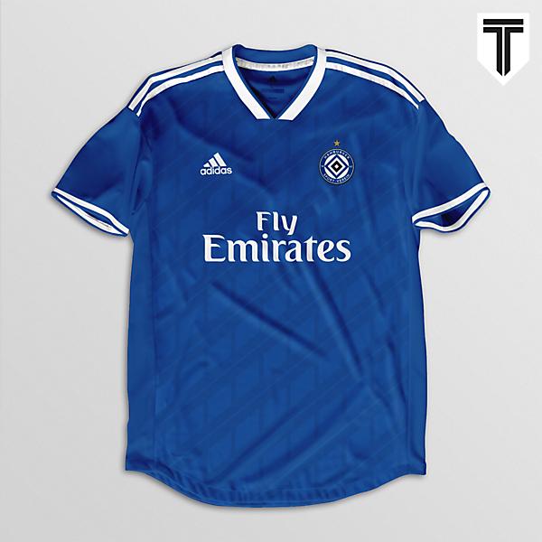 Hamburg SV Away Concept Kit