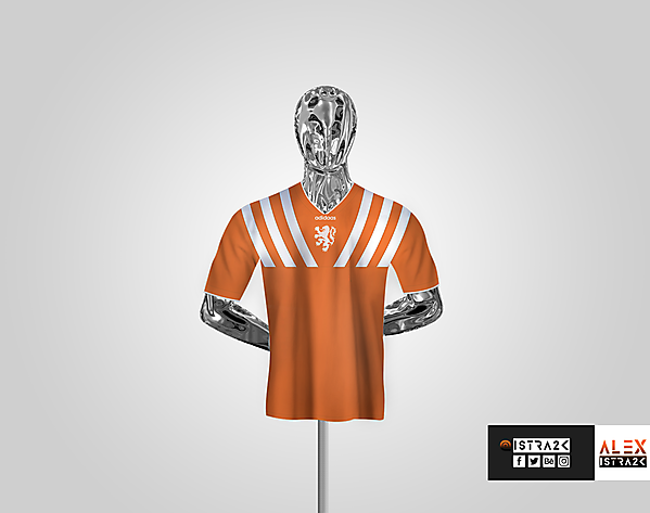 Holland X Adidas - Home