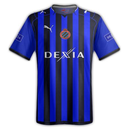 Home Club Brugge Puma