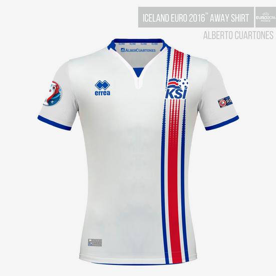 9b35c3109e7 Iceland UEFA EURO 2016™ Away Shirt