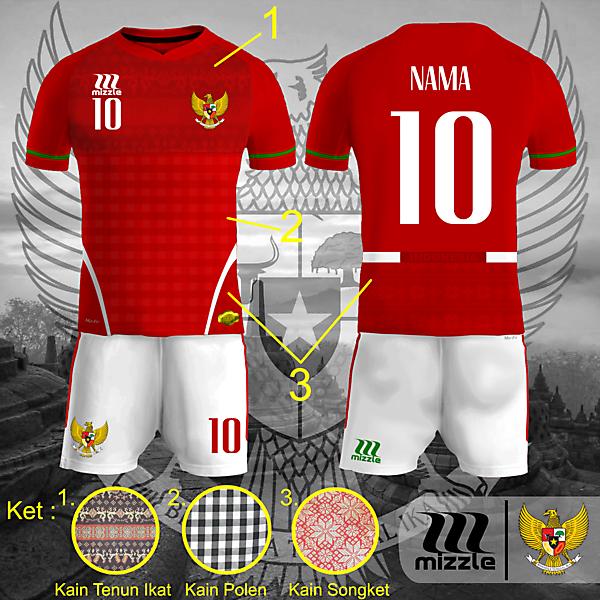 INDONESIA NATIONAL TEAM KITS