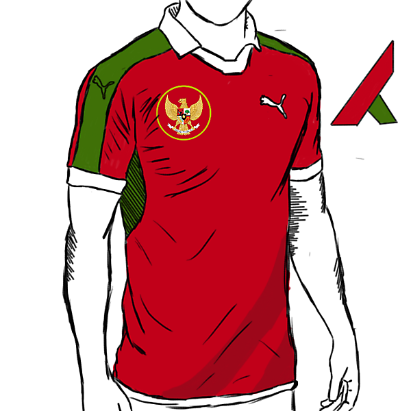Indonesia Puma Kits