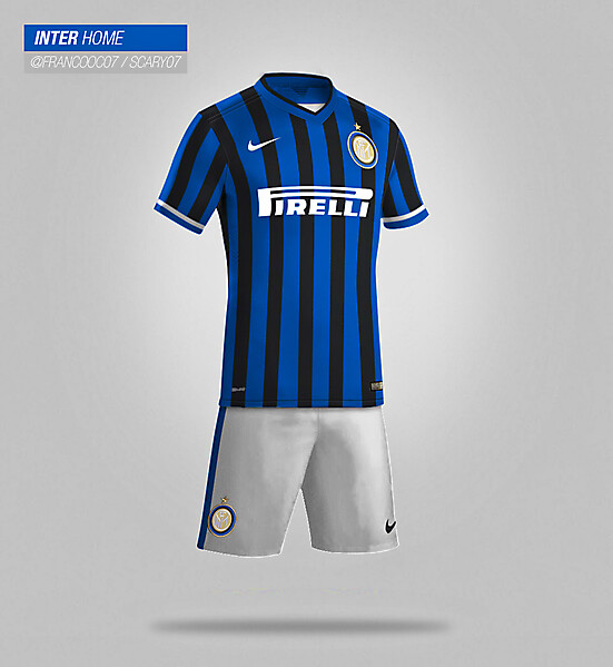 Inter de Milan - Home