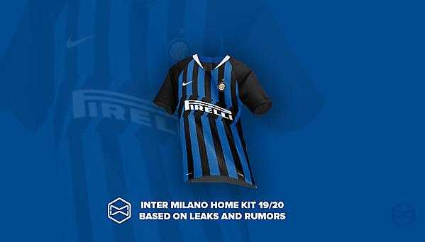 inter milano prediction kit2019/2020