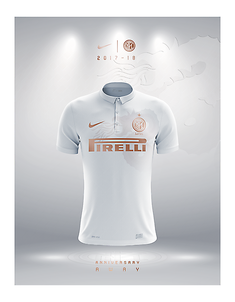 Inter Snake Concept - Away - 9 March 2018
