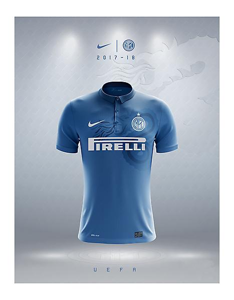 Inter UEFA Snake Concept