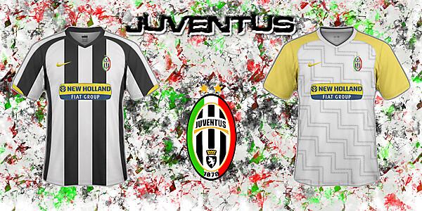 Juventus Collage