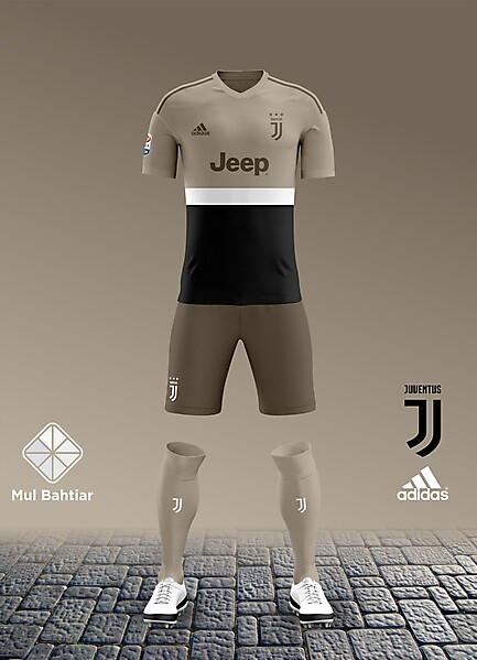 more photos 99e0f 3c5b4 Juventus 2018-2019 Away Kit Leaked (3rd Concept)