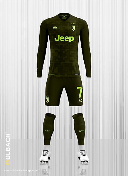 Juventus Schedule 2020 Juventus 2019/2020 Third Kit Concept