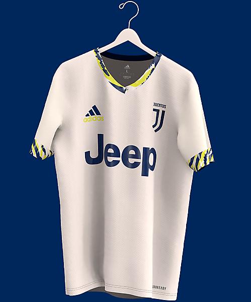 Juventus 21-22 Third Kit