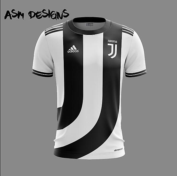 431da952d0b Juventus F.C. Adidas 2018 Home Kit