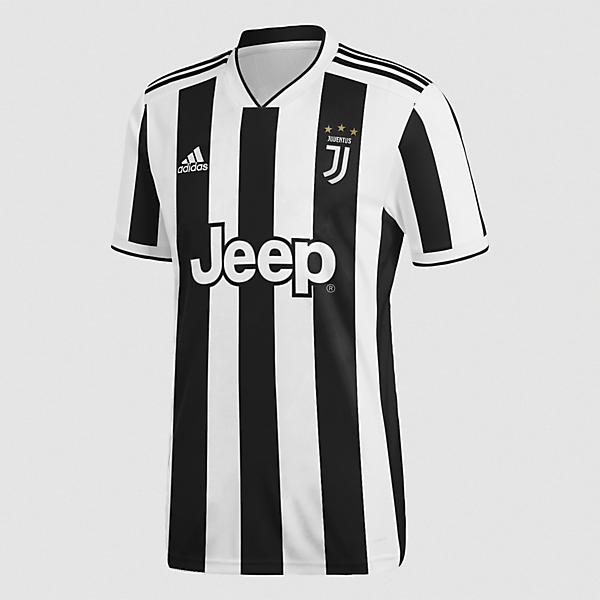 Juventus Home Concept Kit
