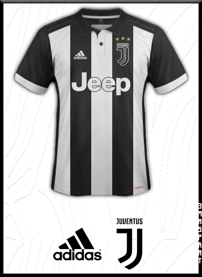 Juventus Home Kit