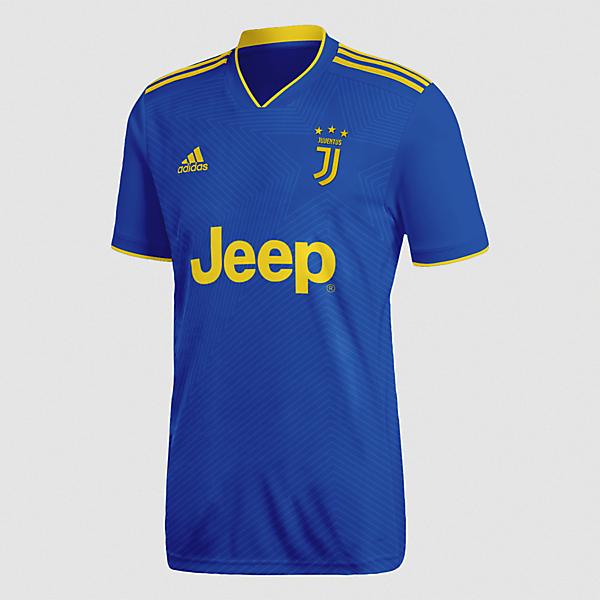 Juventus Third Concept Kit