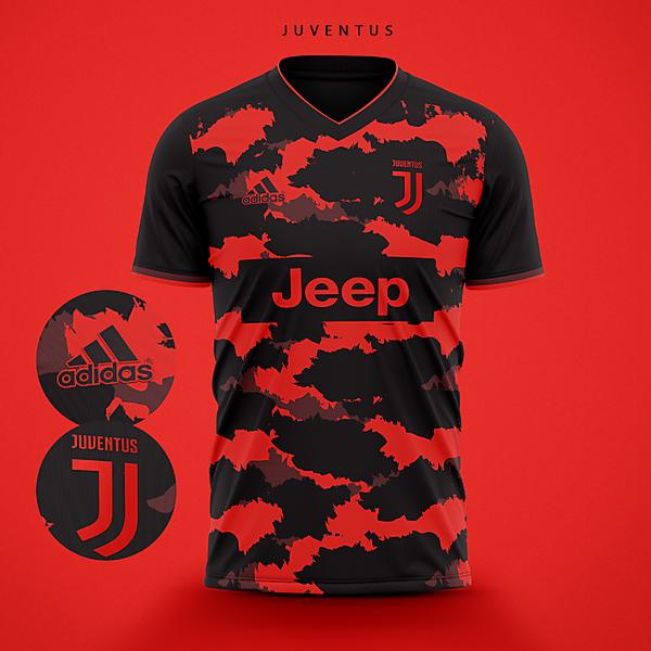 Juventus Third Kit 2020/21
