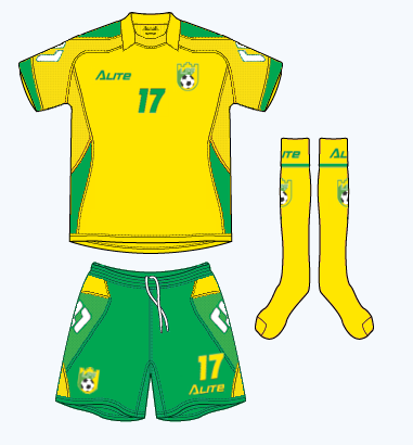 Lithuania National Team Alite Kit