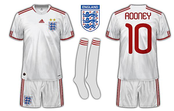 England By Adidas