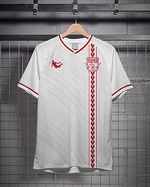 Kiwi FC - Away Kit