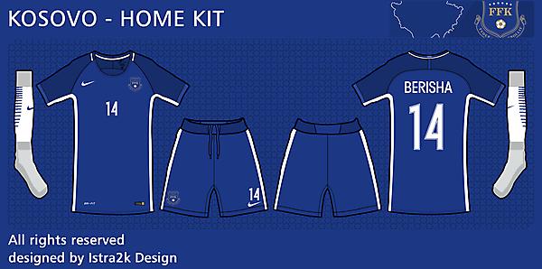Kosovo x Nike - 1ST