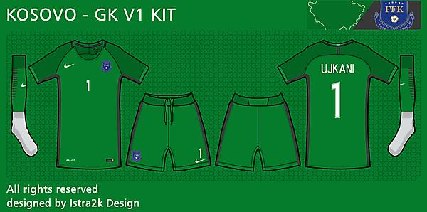 Kosovo x Nike - GK V1