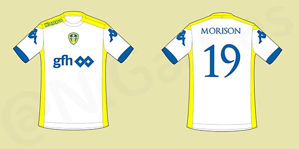 Leeds United - Kappa