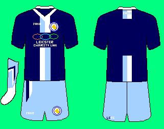 Leicester City Charity Away Kit