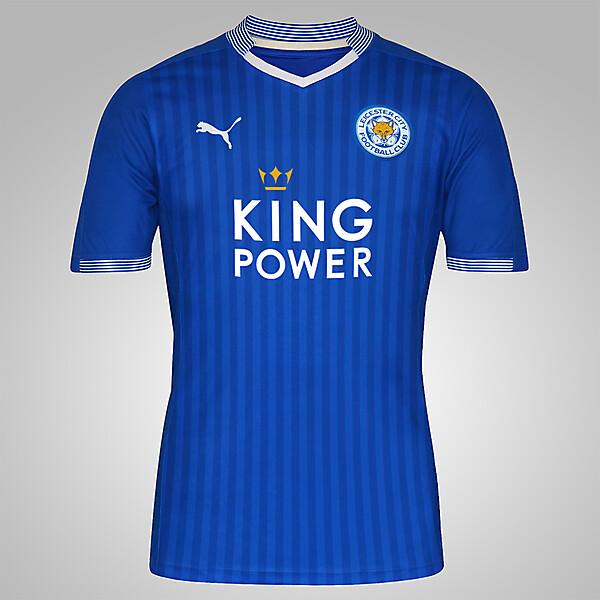 Leicester City Home Concept
