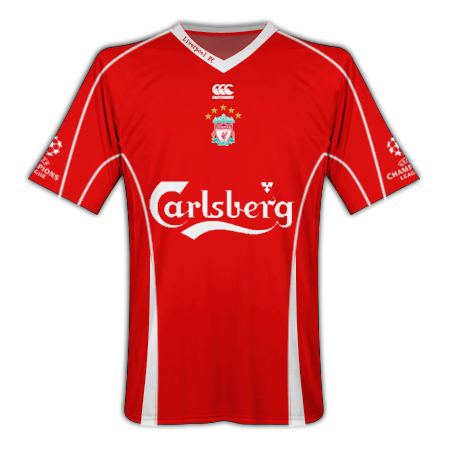 Liverpool by Canterbury