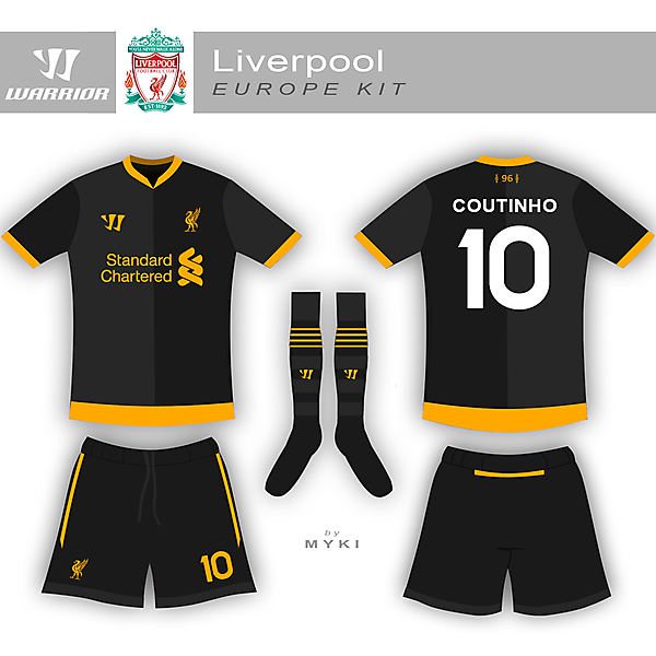 Liverpool Europe/3rd