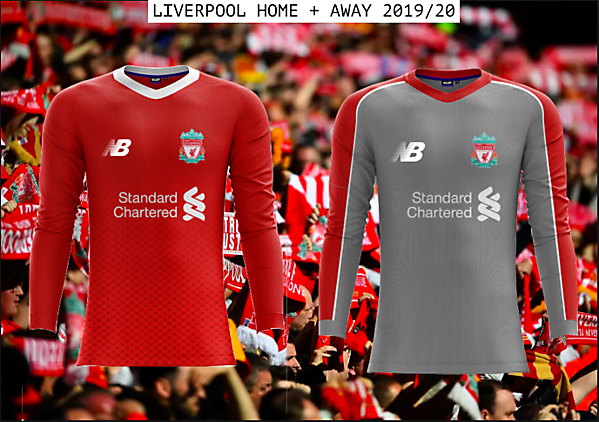 Liverpool Home And Away 2019/20