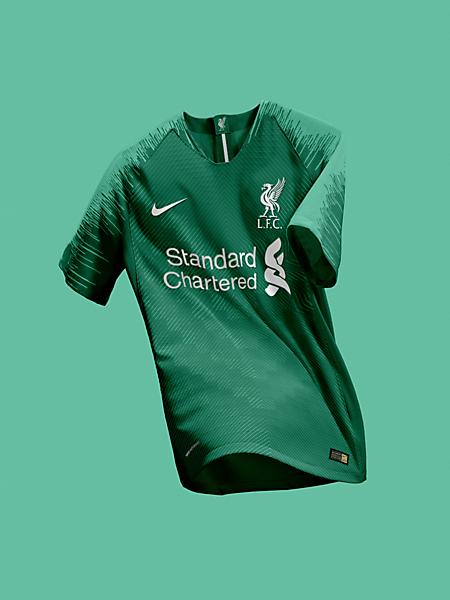 Liverpool Nike Third Concept Kit