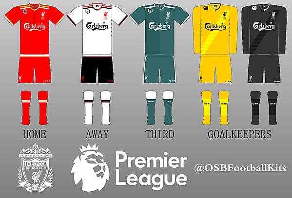 Liverpool OSB Kits
