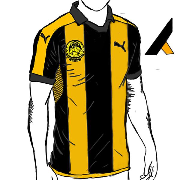 Malaysia Puma Kits